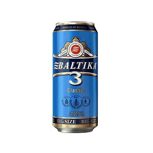 Baltika 3 Classic Big Can Image