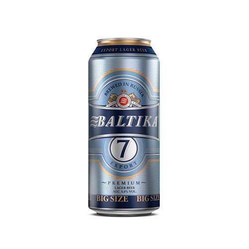 Baltika 7 Export Big Can Image