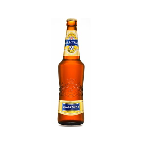 Baltika 8 Wheat Beer Image