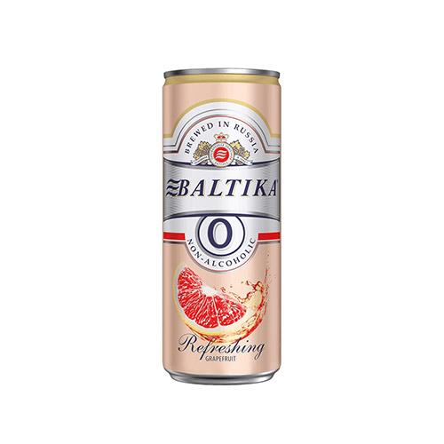 Baltika 0 Grapefruit Image
