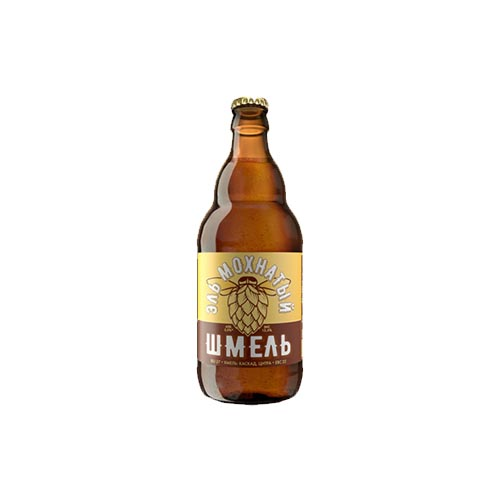 White Shaggy Bumblebee Ale Image