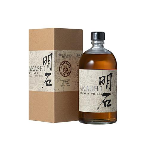 Akashi White Oak Toji Japanese Whisky Image