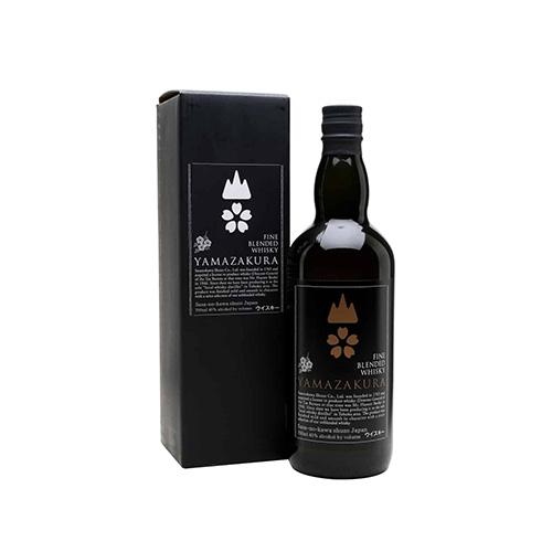 Yamazakura Black Label Japanese Whisky Image